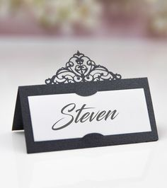 Imperial Name Place Cards Name Place Cards, Place Names, Wedding Name Tags, Wedding Table, Wedding Day, Table Cards, Thank You Gifts, Wedding Accessories, Compliments