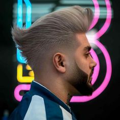 Fade Beard + Fade Hairstyle Hair Designs For Men, Mens Hairstyles Fade, Beard Fade, Classy Men, Fade Haircut, Hair Cuts, Men's Hair, Website, Instagram