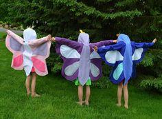 Butterfly Wings Tutorial