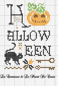* Between Crosses with Nina *: Halloween
