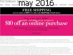 Victoria's Secret Coupons Promo Coupons will expired on JUNE 2020 ! Victoria 's Secret is the largest lingerie retailer in the Unite. Free Coupons Online, Free Printable Coupons, Dollar General Couponing, Coupons For Boyfriend, Coupon Stockpile, Love Coupons, Grocery Coupons, Extreme Couponing, Coupon Organization
