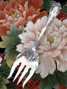 1897 ~ Berkshire Fish (Serving) Fork