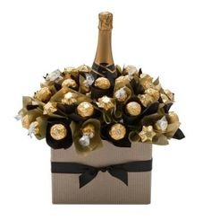 Flaberry - Send Ferrero Rocher Bouquet | Valentine Chocolates