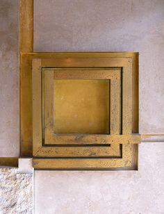 olivetti showroom, venice 1957-1958. architect: carlo scarpa, 1906-1978.