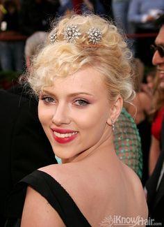 Scarlett Johanson Annual Academy Awards at the Kodak Theater on February 27, 2005
