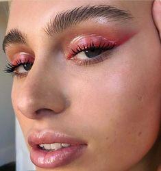Glam Makeup, Cute Makeup, Pretty Makeup, Skin Makeup, Makeup Inspo, Makeup Inspiration, Makeup Style, Bronzer Makeup, Sweet Makeup