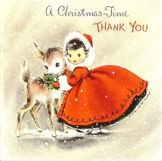 A Christmas Time Thank You