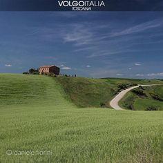 Toscana: #Val #d'Orcia #(SI) Foto di  @fiorinidaniel  #va... (volgotoscana) (link: http://ift.tt/2aFruYn )