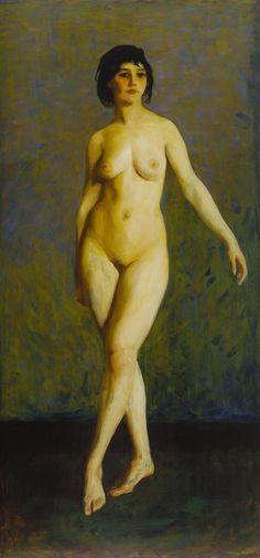 Robert Henri: Figure in Motion