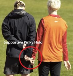 If you are going through a tough time, you know she would be there for you. | 19 Reasons Megan Rapinoe Would Make The Ultimate BFF