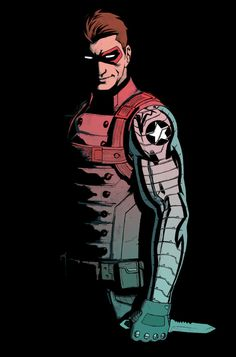 The Winter Soldier by Kris Anka