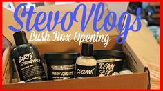 Lush Haul Video! Give it a wee watch! Hopefully it will give you some ideas!   Steven x