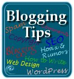 Articles about blogging tips