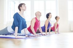 12 Yoga Poses to Counteract The Effects of Sitting in Front of a Computer All Day Long. A must read for online entrepreneurs.