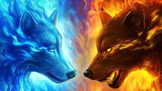 Wallpaper Cart offers the latest collection of Fantasy Wolf wallpapers and Background Images. You can also upload your favorite HD Fantasy Wolf wallpaper. Fantasy Wesen, Fantasy Wolf, Fantasy Art, Anime Wolf, Draw On Picture App, Wolves Fighting, Galaxy Wolf, Wolf Artwork, Wolf Wallpaper