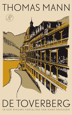 De toverberg - Thomas  Mann