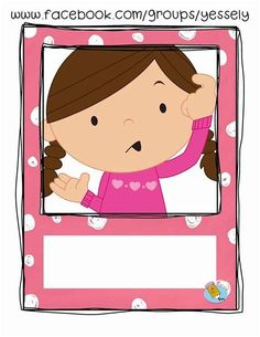Classroom Clipart, School Clipart, Classroom Decor, Preschool Names, Kids Background, School Labels, Blog Layout, English Activities, Teaching English