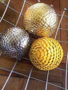 Silver Decorative Balls Gold And Silver Decorative Ball Vase Filler Gold And Silver Ball