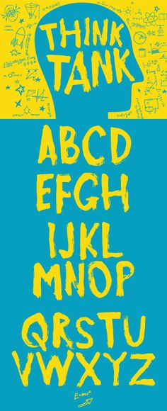 Atomic Dustbin fonts and letters