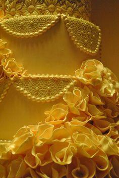 Sugar Veiling Detail