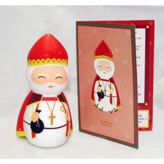 Saint Nicholas Shining Light Doll
