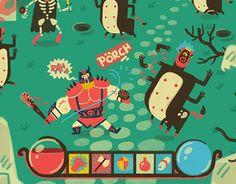 Hellslayers (Fake Hack & Slash Game)