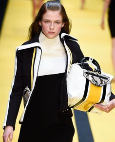 Standout Accessories From Spring 2015 New York, London, Milan, and Paris Fashion Weeks - Carven from #InStyle