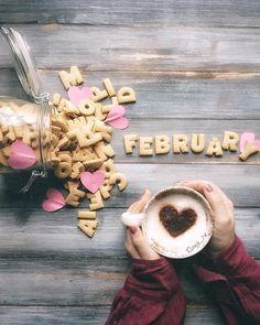 ...FEBRUARY 9,2018...having coffee