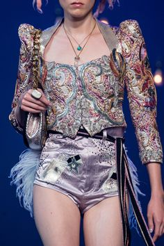 Marc Jacobs at New York Spring 2017 (Details)