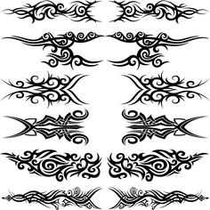 #Tattoo #TattooIdeas #TribalTattoos #TattooDesigns