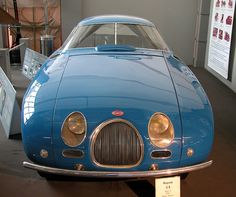 1952 Bugatti 57 Cheer up sad little car....