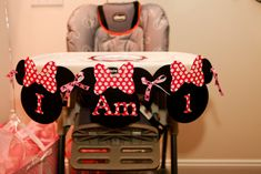 """Photo 13 of 24: Mickey & Minnie Mouse party / Birthday """"Tenley's 1st Birthday"""" 