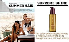 Summer hair with Joico