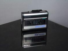 Baladeur cassette player SONY WM-41 rétro 80's full working rare