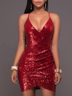 Sexy Sequined Plunged Cocktail Party Bodycon Dress : Sexy Sequined Plunged Cocktail Party Bodycon Dress Shape Your Wardrobe With a Collection Of Dresses, Jewelry, Shoes, Bags and More. Homecoming Dresses Tight, Hoco Dresses, Trendy Dresses, Sexy Dresses, Evening Dresses, Casual Dresses, Fashion Dresses, Short Tight Dresses, Bodycon Outfits