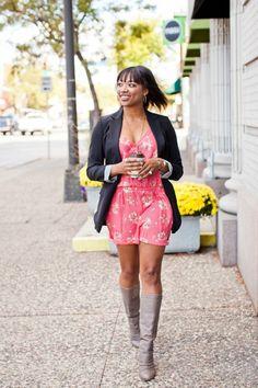 Ranosha Coffelt, Wardrobe Styling Coordinator