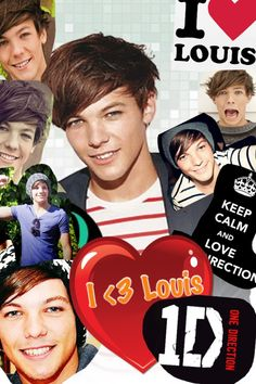 I <3 Louis FOREVER AND ALWAYS! LOVE U LOTS BOO-BEAR!!!!!♥♥♥♥♥♥♥♥♥♥