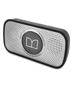 Silver Superstar Bluetooth Portable Speaker