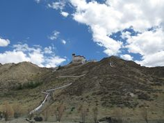 西藏 澤當 雍布拉康