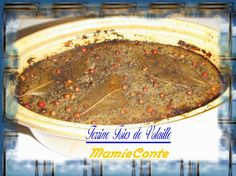 Terrine de foies de volaille à l'ancienne Appetizer Recipes, Appetizers, Mousse, Duck Recipes, Party Finger Foods, Foie Gras, Partys, Charcuterie, Entrees