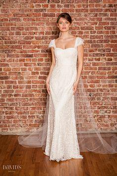 8d505f9bb470 60 Dreamy Dresses for a Beach-Bound Bride. Melissa Sweet Bridal2016 ...