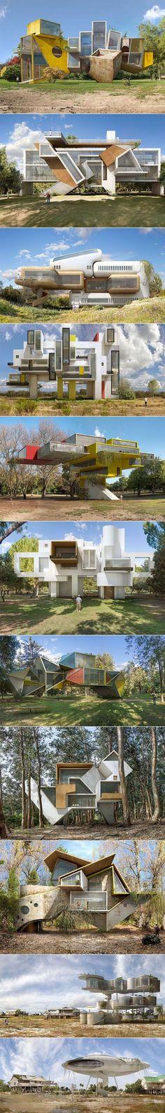 domki przyszłości