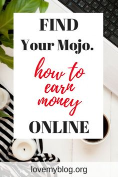 find your mojo, how