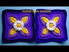 Muestras tejidos a crochet y/o ganchillo con diseños de flores especial para colchas, mantas y cojines, están hechas en lanas de diversos colores y tejidos con ganchillo número 2. Son varios videos tutoriales de tejidos paso a paso en español y los encuentras aquí en mi canal de YouTube: TEJIDOS OLGA HUAMAN. Todos los videos completos los puedes ver en estos enlaces: VIDEO 1: https://youtu.be/XBxcUJe7K2E VIDEO 2: https://youtu.be/XCF4POX4FOY VIDEO 3: http://youtu.be/YvQBed4krNQ VIDEO 4…