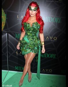 Le costume de Kim Kardashian