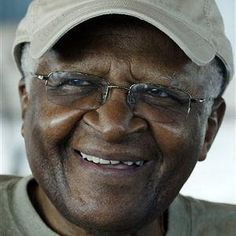 A person who bestows Archbishop Desmond Tutu
