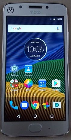 As we all know that Mobile World Congress 2017 is going to be held on February 27 in Barcelona. Motorola is expected to launch its two new Moto G series phones Moto G5 and Moto G5 Plus. Motorola which was acquired by Lenovo in 2014 has been able to produce some good featured phones like G4. Moto...