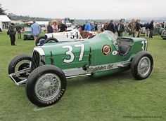 1931 Studebaker & Rigling Hunt Special Indy Racer. Also won at the Pikes Peak Hill Climb in 1931 Chuck Myers driving