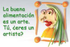 ¡ A comer bien!  #Nutrición y #Salud YG > nutricionysaludyg.com