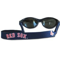 Boston Red Sox Sunglasses Strap/Holder